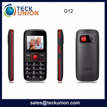 G12 chip price china mobile phone,new cellular handphone with long life battery mobile phone with large keypad and sos