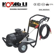 SML3600MA motor driving high pressure washer cleaning equipment