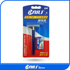 Blue Color Handle Double Edge Safety Disposable Hotel Plastic Straight Shaving Razor