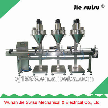 powder filling machine
