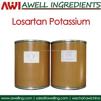 Hot Supply Losartan Potassium 124750-99-8