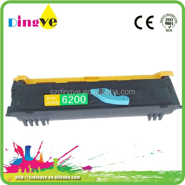 Compatible toner cartridge for epson 6200/6200L