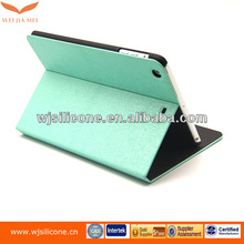 fashion factory leather tablet case for ipad air