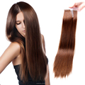 100% cutical aligned hair in remy tape hair extension