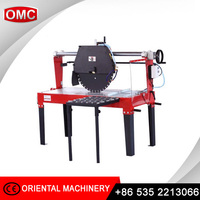 OSC-W650 portable marble and concrete curb table saw