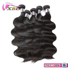 XBL Excellent Quality 8A Grade 2015 Chemical Free natural perm hair