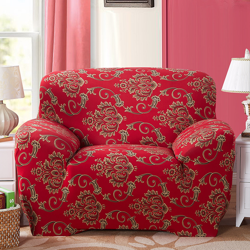 top products hot selling latest designed elastic slipcovers for sofas