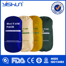 PVC+Nylon Soft Gel Pack Reusable Hot Cold Pack