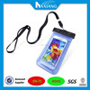 2015 New Mobile Phone Accessories Waterproof Bag with Lanyard