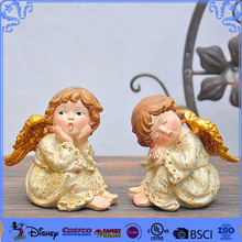 New Product Souvenir Polyresin Baby Figurines