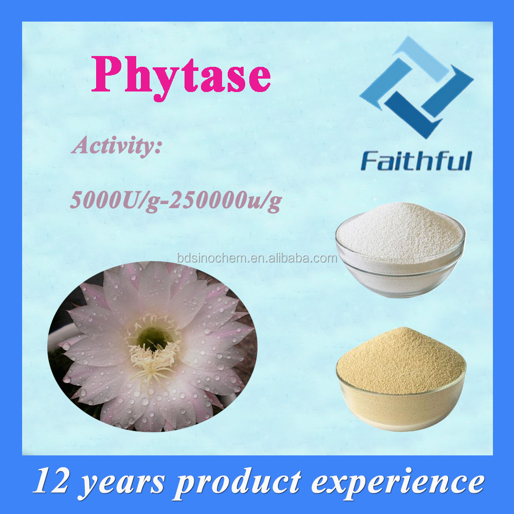 Feed Grade Habio Phytase Enzyme Supplement Made in China