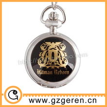 D01239o Japan Anime Collection Hitman Reborn digital pocket watch