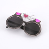 "2018 New Arrivals Party Glasses Glitter "" I Do "" Weddding Decoration Party Glasses Valentines Gifts Sunglasses"