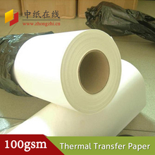 Factory Supplier t shirt heat transfer printing paper on alibaba