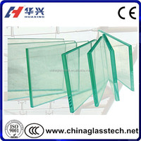 Cut to Size High Safety ESG Type 5mm Tempered Glass Sheet