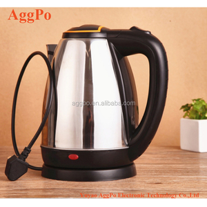 Electric Kettle Stainless Steel Water Kettle Fast Tea Kettle, Auto Shut Off 2L Capacity Instantly Boil Hot Water In Seconds