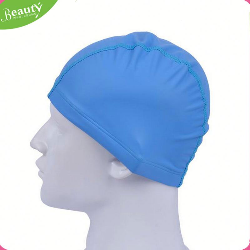 Wholesale christmas gift silicone swim cap ,ynhw swimming hats