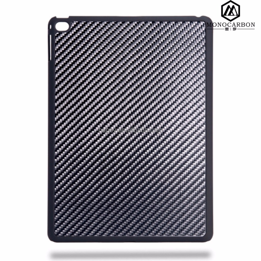 Wholesaler China For Apple iPad mini 4 Carbon Fiber PC Case