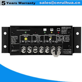 new product High quality 10A 12V solar tracker controller