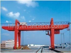 MH Type Single Girder Gantry Crane ,single beam gantry crane 25t container gantry crane