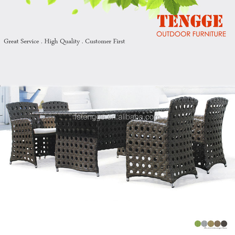 Cebu Rattan Furniture Garden Used