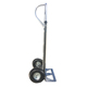 Cheap Heavy duty aluminum moving hand truck trolley large wheel hand cart