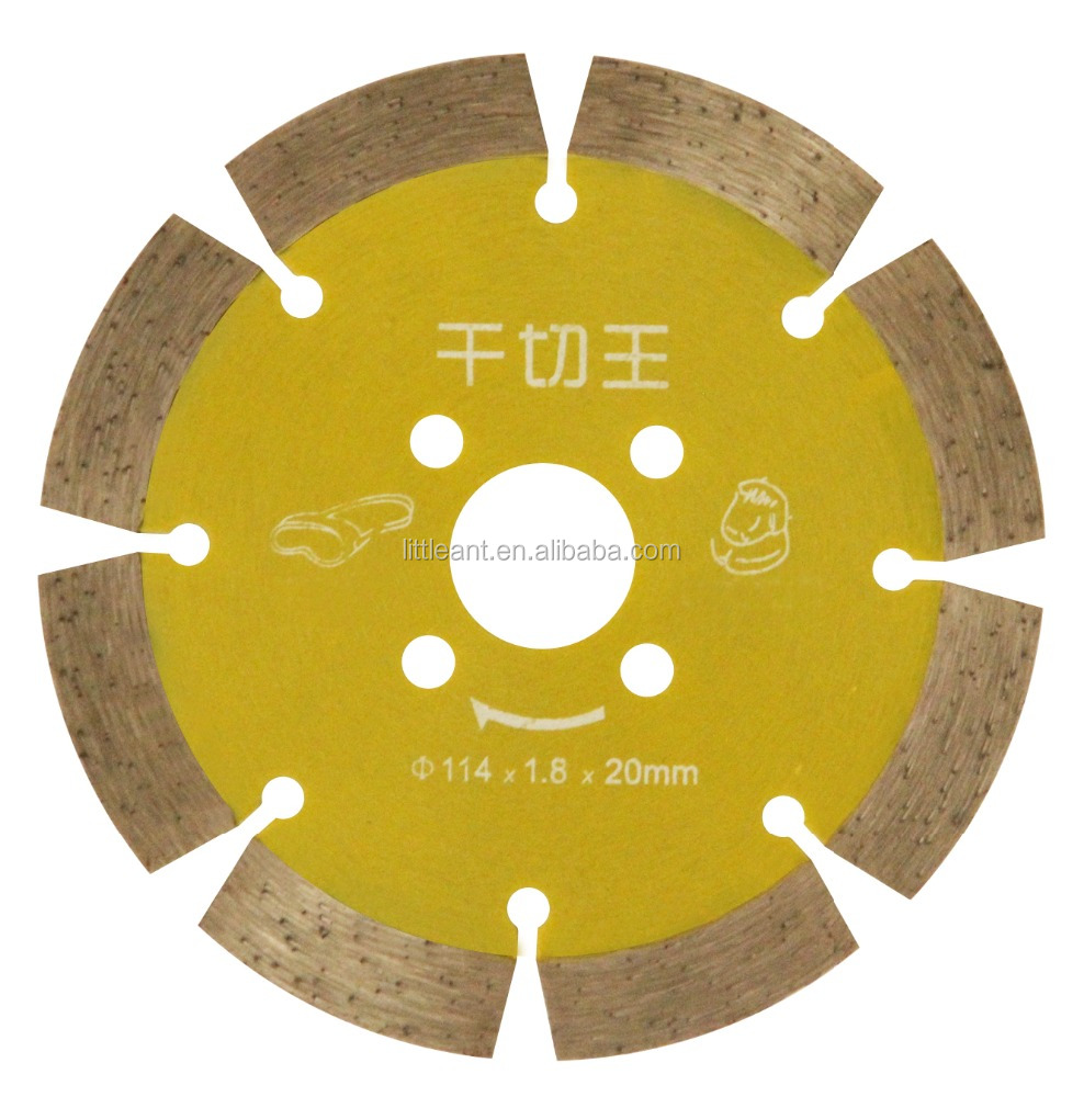 diamond granite abrasive cutting disc
