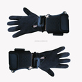 best selling high quality rechargeable AA battery inner heated gloves