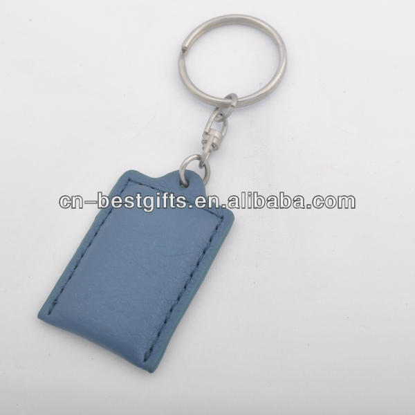 2015 Handmade leather keyring