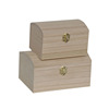 MDF Wood Packaging Box