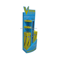 POP wholesale Cheap Price Corrugated cardboard Paper Floor Display Stand