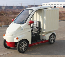 4 Wheel electric personal transport vehicle
