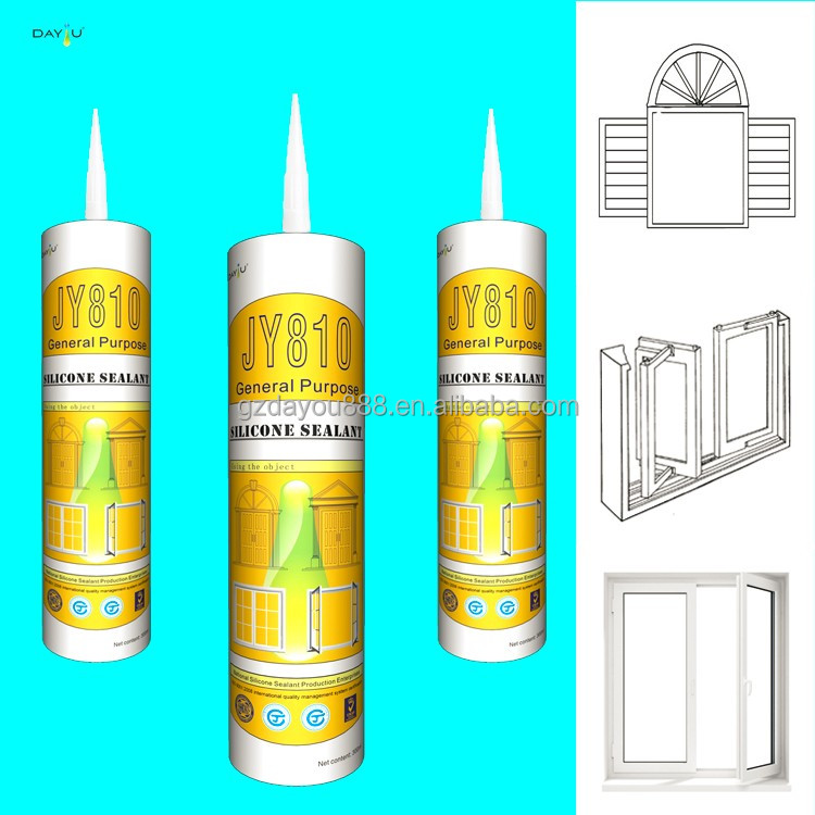 Construction Adhesive Glue for Hard Plastic Liquid Glue Silicone Sealant Manufacturer