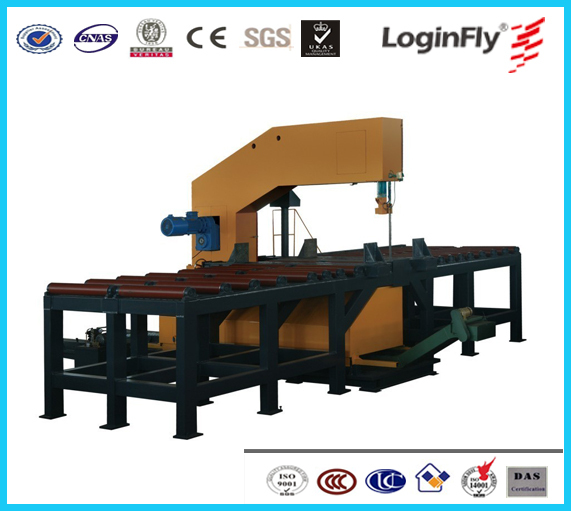 <strong>Manufacturer</strong> For Semi Automatic Steel Plate Cutting Vertical Band Saw