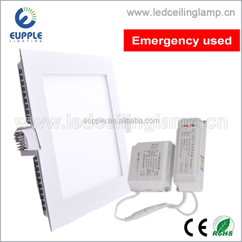 battery powered led panel light