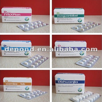 Veterinary drugs company animal dewormer medicine Levamisole HCl tablet