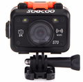 Waterproof sport action camera wifi 2K video action camera soocoo s70