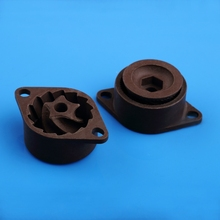Hot selling standard design wear resistant alumina coffee grinder parts