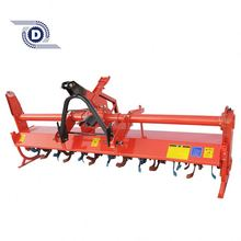 Rice farming equipment rotary tiller with patent blade cave