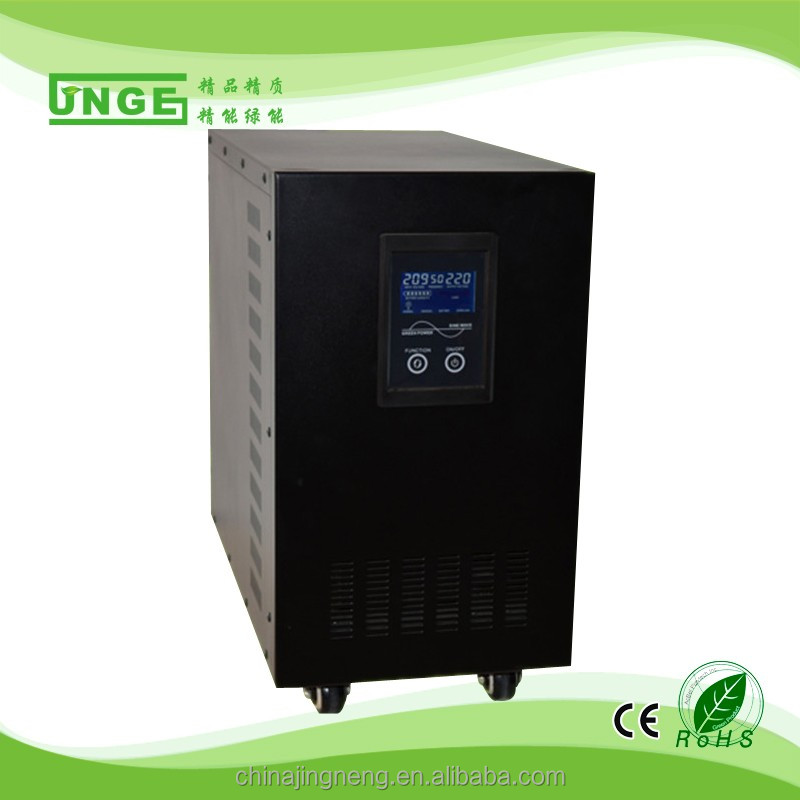 96v 4000w inverter solar power system Frequency pure sine wave inverter