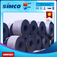 China supplier ISO SPHC China strip hot rolling steel coil