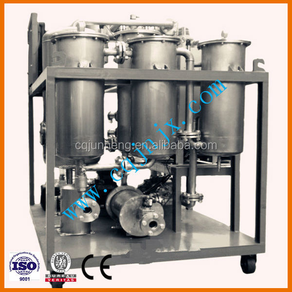 KL Vacuum Fire Resistant Oil filtration machine
