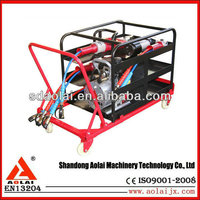 Export products gas powered hydraulic power unit hot selling products in china