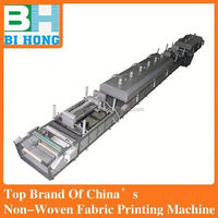CE certification flat vacuum table screen printing machinery