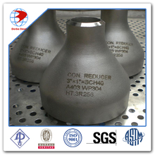 Hot sale 8inch A234 WPB schedule40 carbon steel seamless concentric reducer