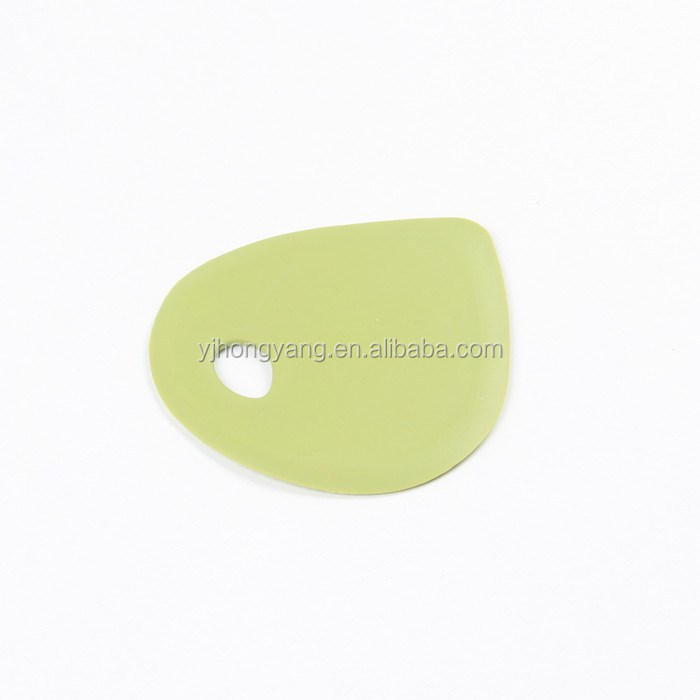 Silicone scraper for baking tools