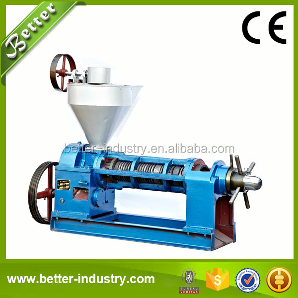 Hydraulic Automatic Hemp Seed Oil Press Machine