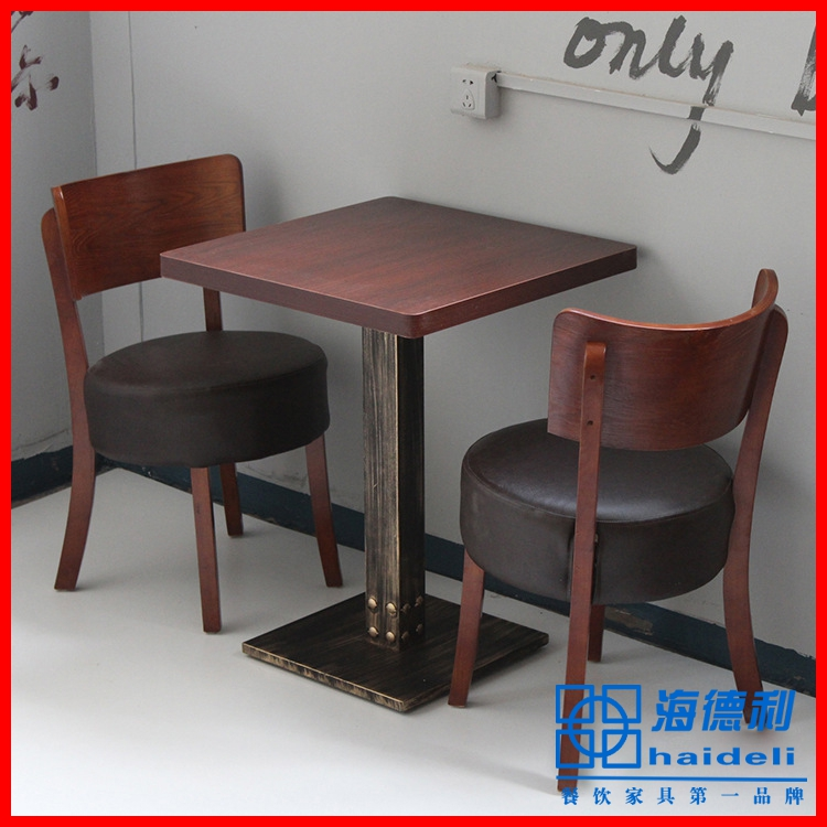 Hot selling dining table wooden/dining table and chair set wooden