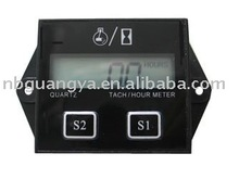 GY14 Motorcycle Engine Tach/Maintenance/Hour Meter