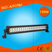 "off road, atv, utv, jeep, truck led light bar 120w 24"" 12v epistar 4x4 led driving light bar"